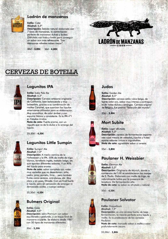 Cervezas en botella - 2