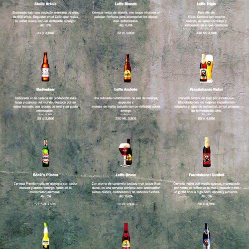 Cervezas en botella - 4