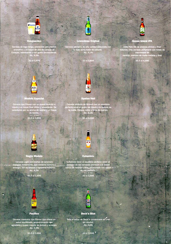 Cervezas en botella - 3