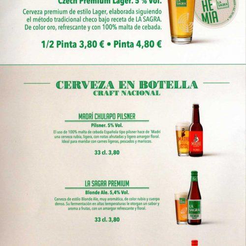 Cervezas La Sagra - 1