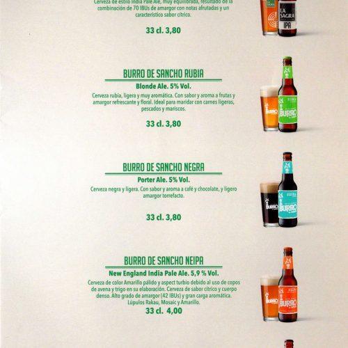 Cervezas La Sagra - 2